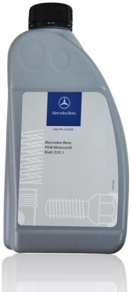 Ulei motor Mercedes-Benz 229.1 10W40 1L
