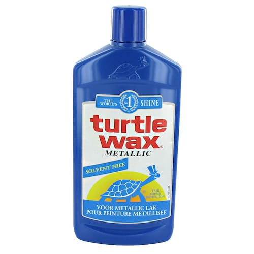 Ceara auto Turtle Wax Metalic 500ml