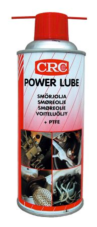 Spray lubrifiant auto CRC Power Lube 400ml