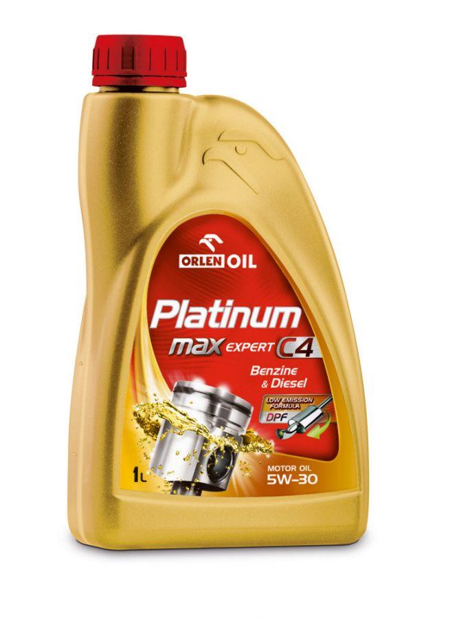 Ulei motor Orlen Platinum Maxexpert C4 5W30 1L
