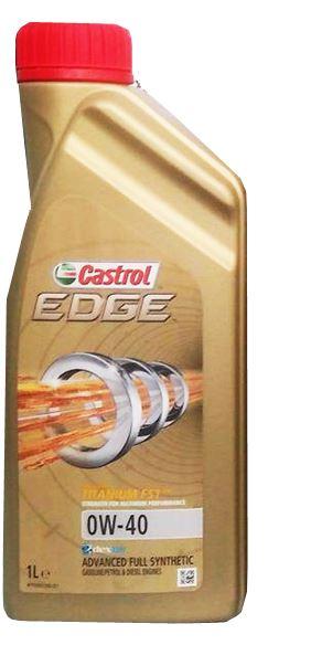 Ulei motor Castrol Edge Titanium FST C3 Dexos2 0W40 1L