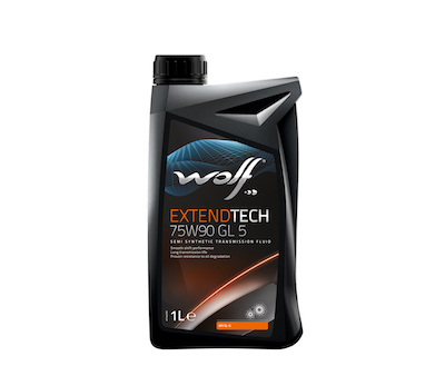 Ulei cutie viteze manuala Wolf Extendtech 75W90 1L