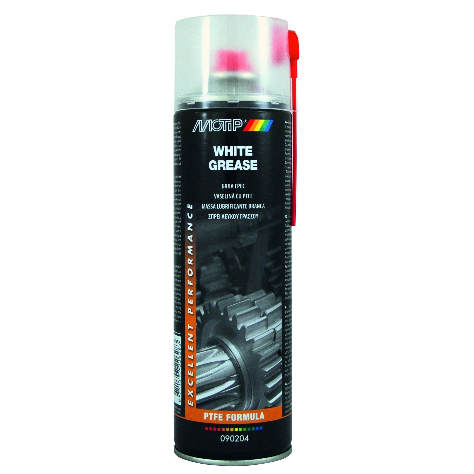 Spray vaselina Motip PTFE 500ml