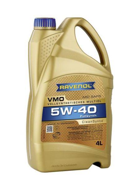 Ulei de motor Ravenol VMO 5W40 4L