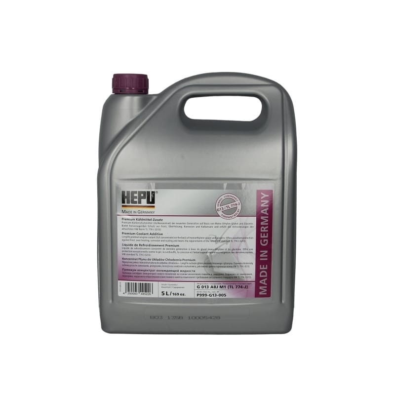 Antigel Hepu G13 5L
