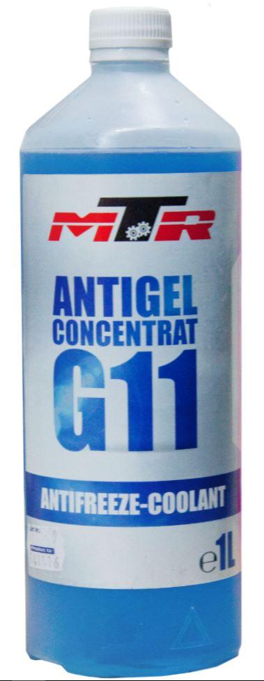 Antigel concentrat MTR G11 1L