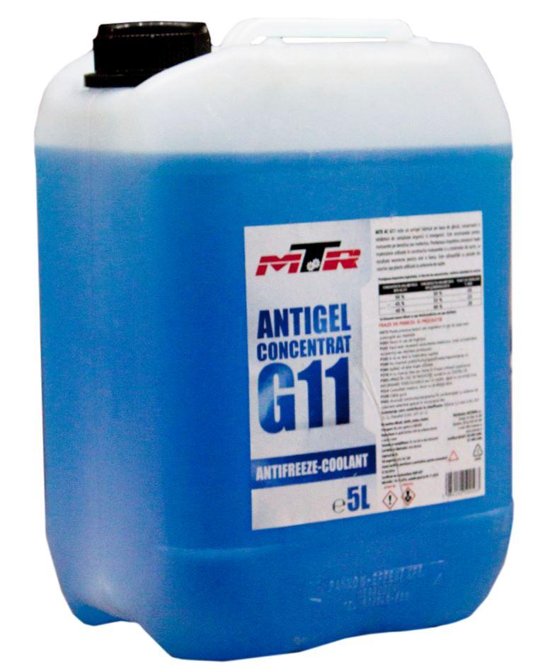 Antigel concentrat MTR G11 5L
