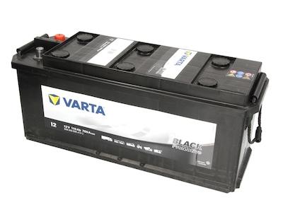 Baterie camion Varta L2 Black Promotive 110 Ah 12V