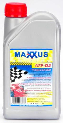 Ulei cutie viteze automata Hepu Maxxus ATF-D2 1L