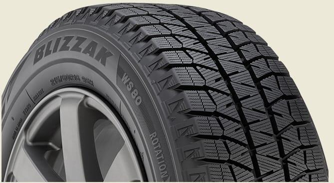 Anvelopa Iarna Bridgestone WS80 175/65R14 86T