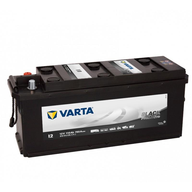 Baterie camion Varta Promotive Black L2 110Ah 12V 760A