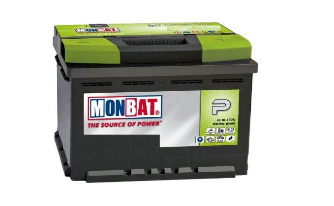 Baterie auto Monbat Premium 80Ah 12V 720A