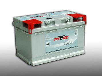 Baterie auto MTR LB3 60Ah 12V AC00060