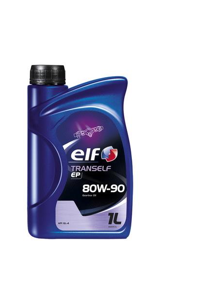 Ulei cutie viteze manuala Elf Tranself EP 80W90 1L