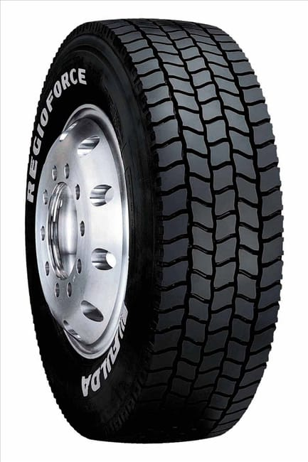 Anvelopa Vara Fulda REGIOFORCE 205/75R17.5 124/122M