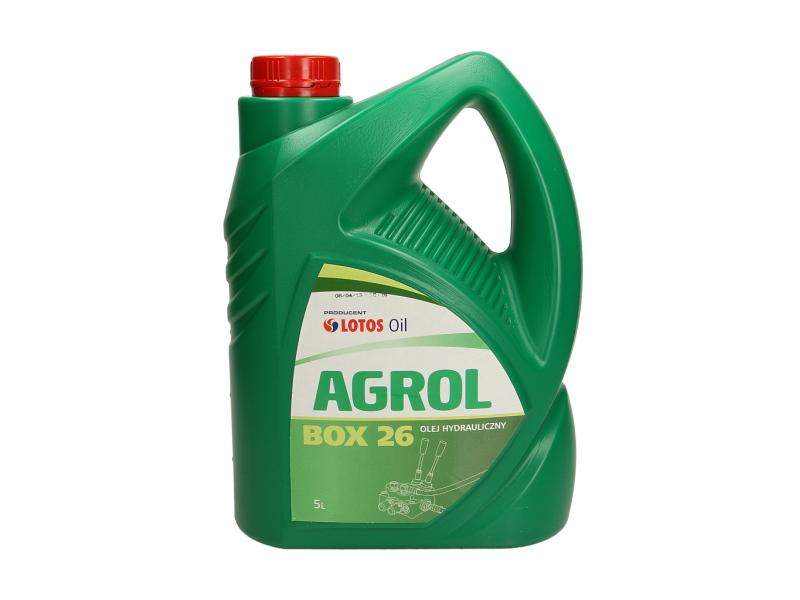 Ulei hidraulic Lotos Agrol Box 26 5L