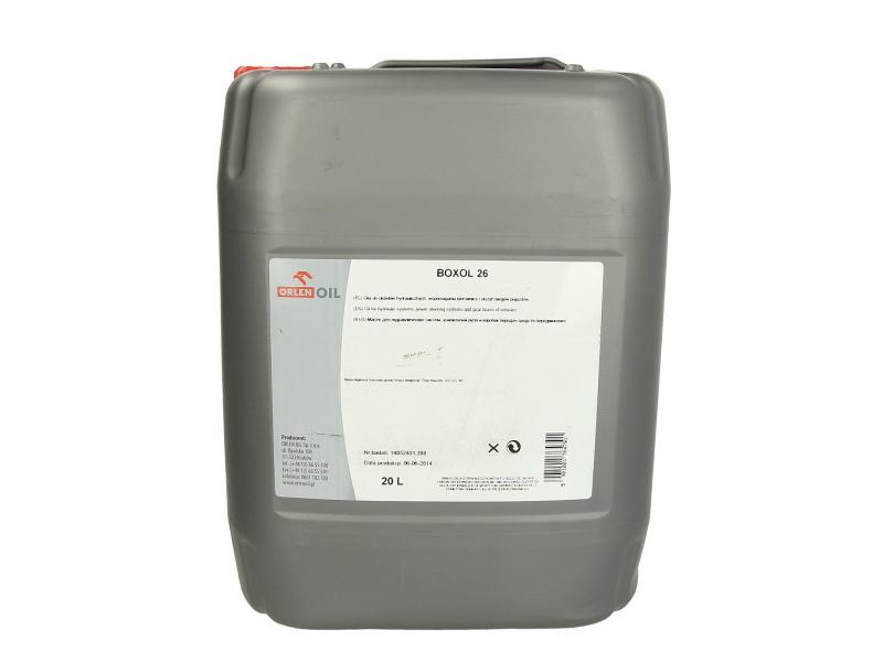 Ulei hidraulic Orlen Boxol 26 20L