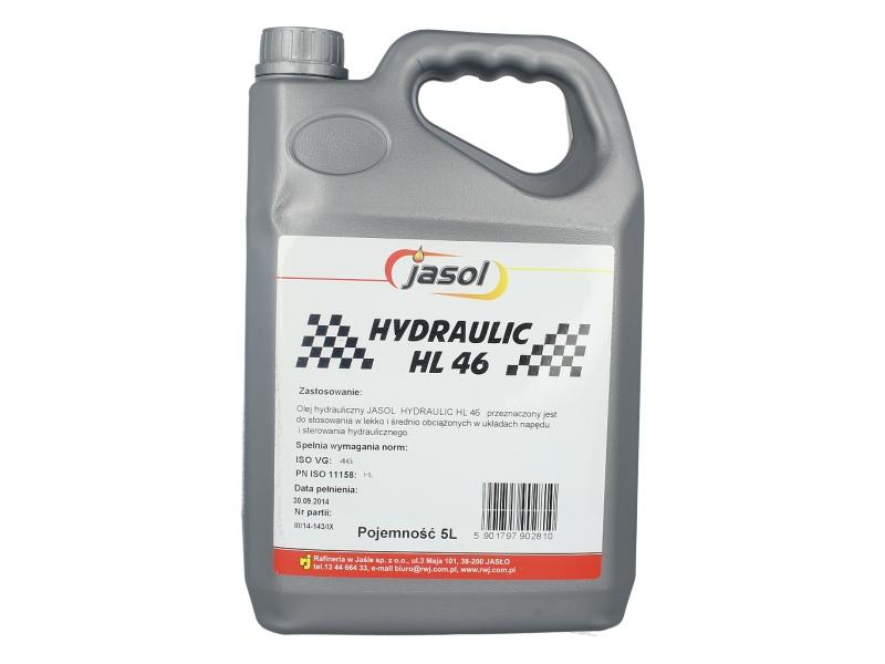 Ulei hidraulic Jasol Hydraulic HL 46 5L