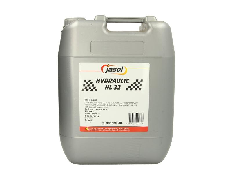 Ulei hidraulic Jasol Hydraulic HL 32 20L