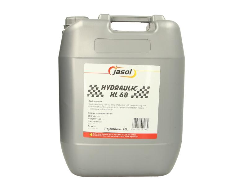 Ulei hidraulic Jasol Hydraulic HL 68 20L