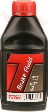 Lichid frana TRW DOT3 0.5L
