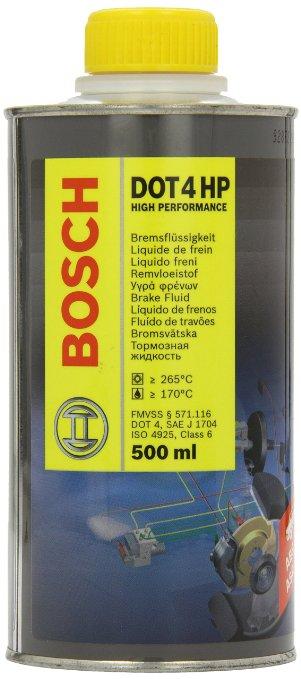 Lichid frana Bosch DOT4 HP 0.5L