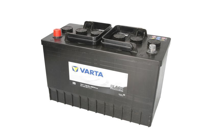 Baterie auto Varta Black 110Ah 12V 610048068B