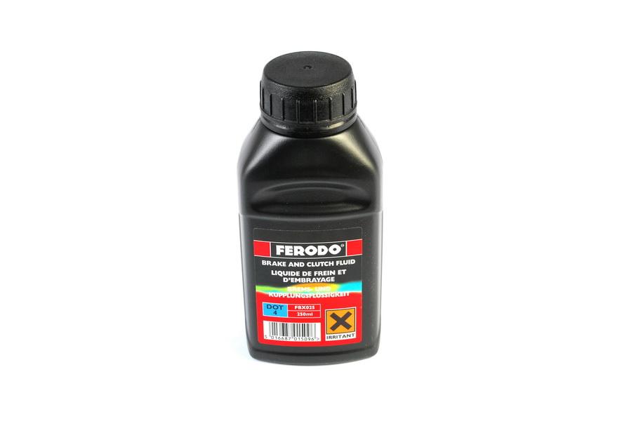 Lichid frana Ferodo DOT4 0.25L