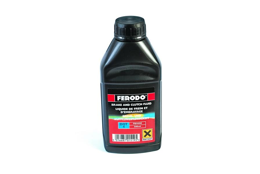 Lichid frana Ferodo DOT4 0.5L