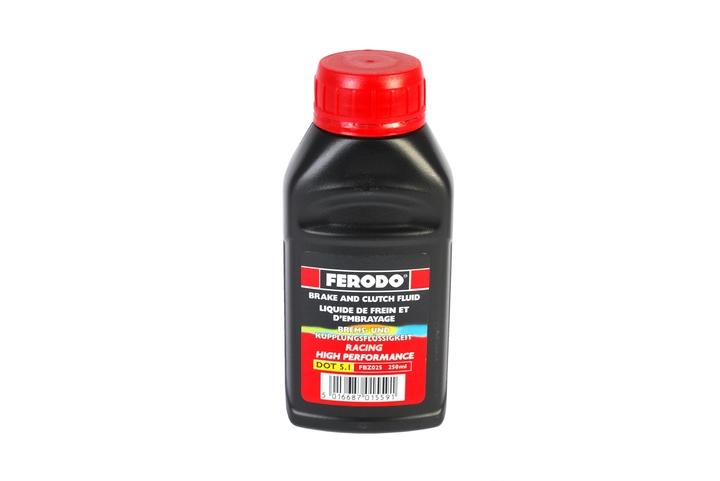 Lichid frana Ferodo DOT5.1 0.25L