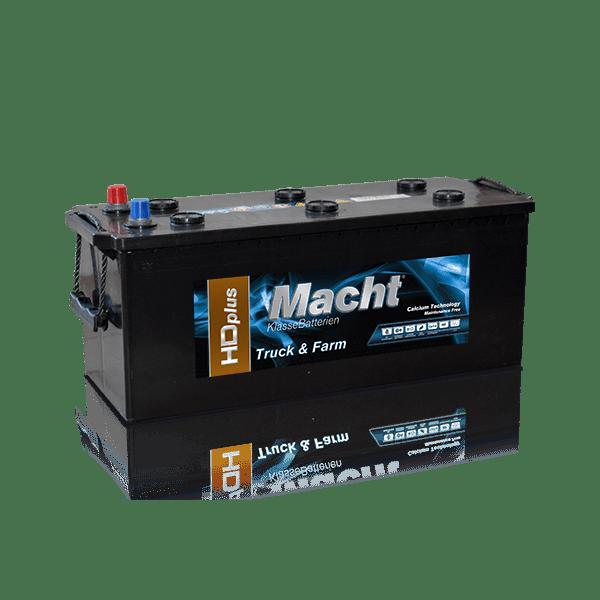Baterie camion Macht HDplus 140Ah 12V 800A