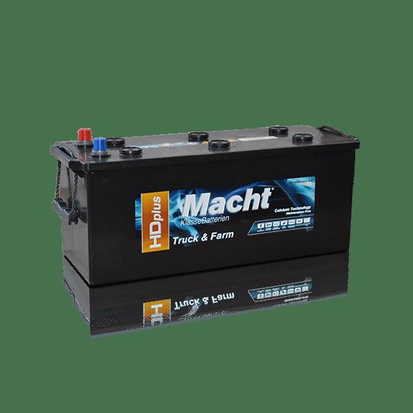 Baterie camion Macht HDplus 225Ah 12V 1200A