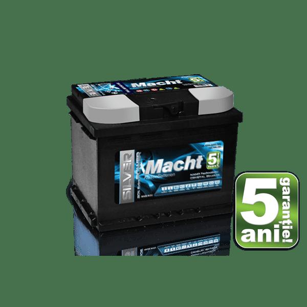 Baterie auto Macht Silver Power 80Ah 12V 780A