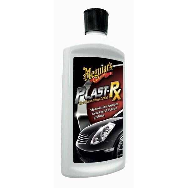 Solutie curatare plastic Meguiars Plast X 296ml