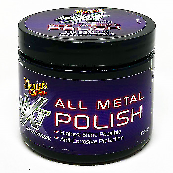 Solutie polish Meguiars Metal Nxt Generation All 148ml