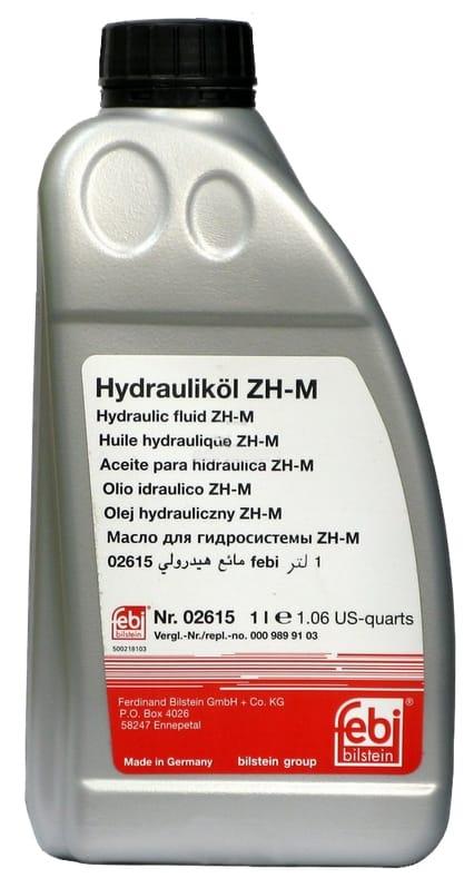 Ulei hidraulic suspensie Febi ZH-M 02615 1L