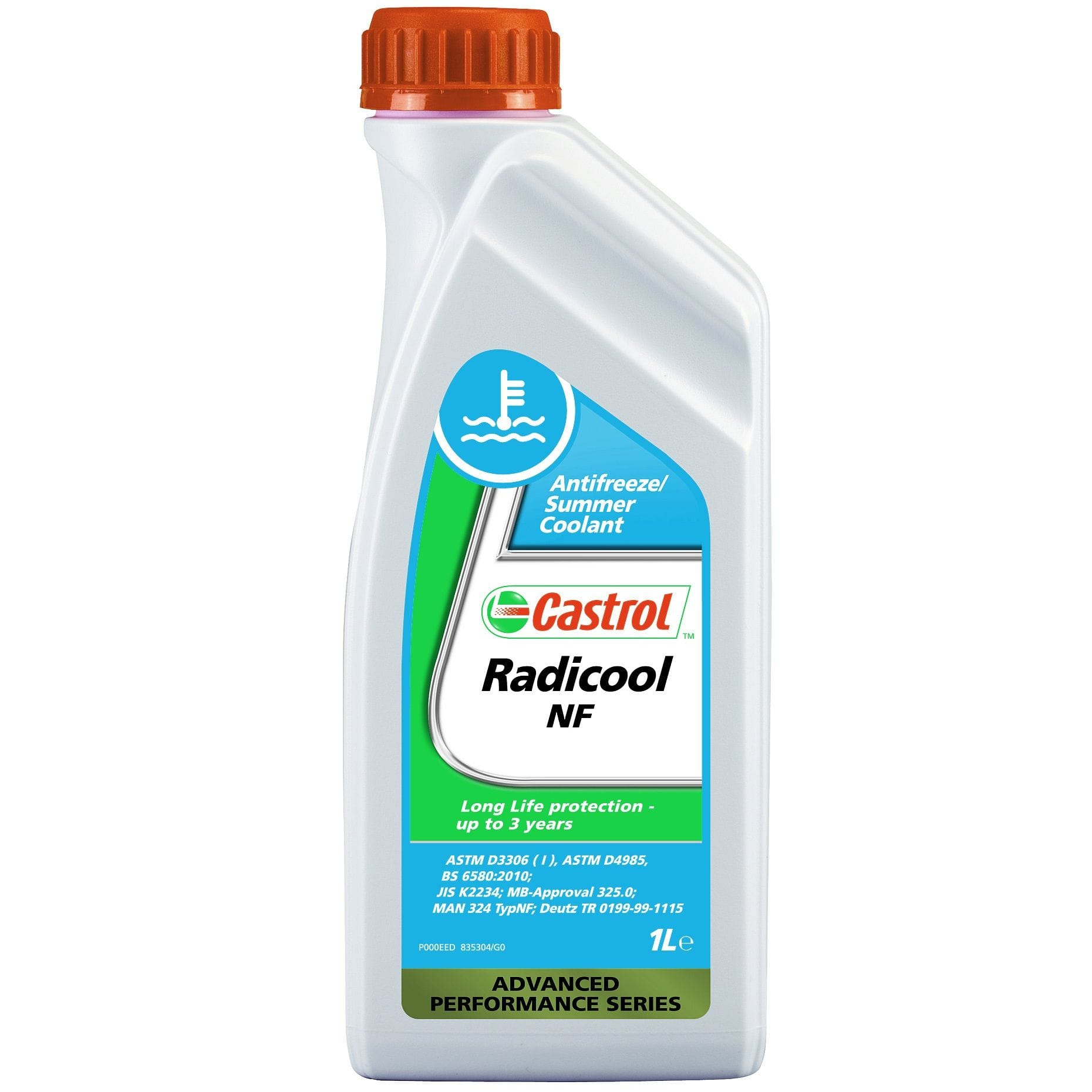 Antigel Castrol Radicool NF 1L