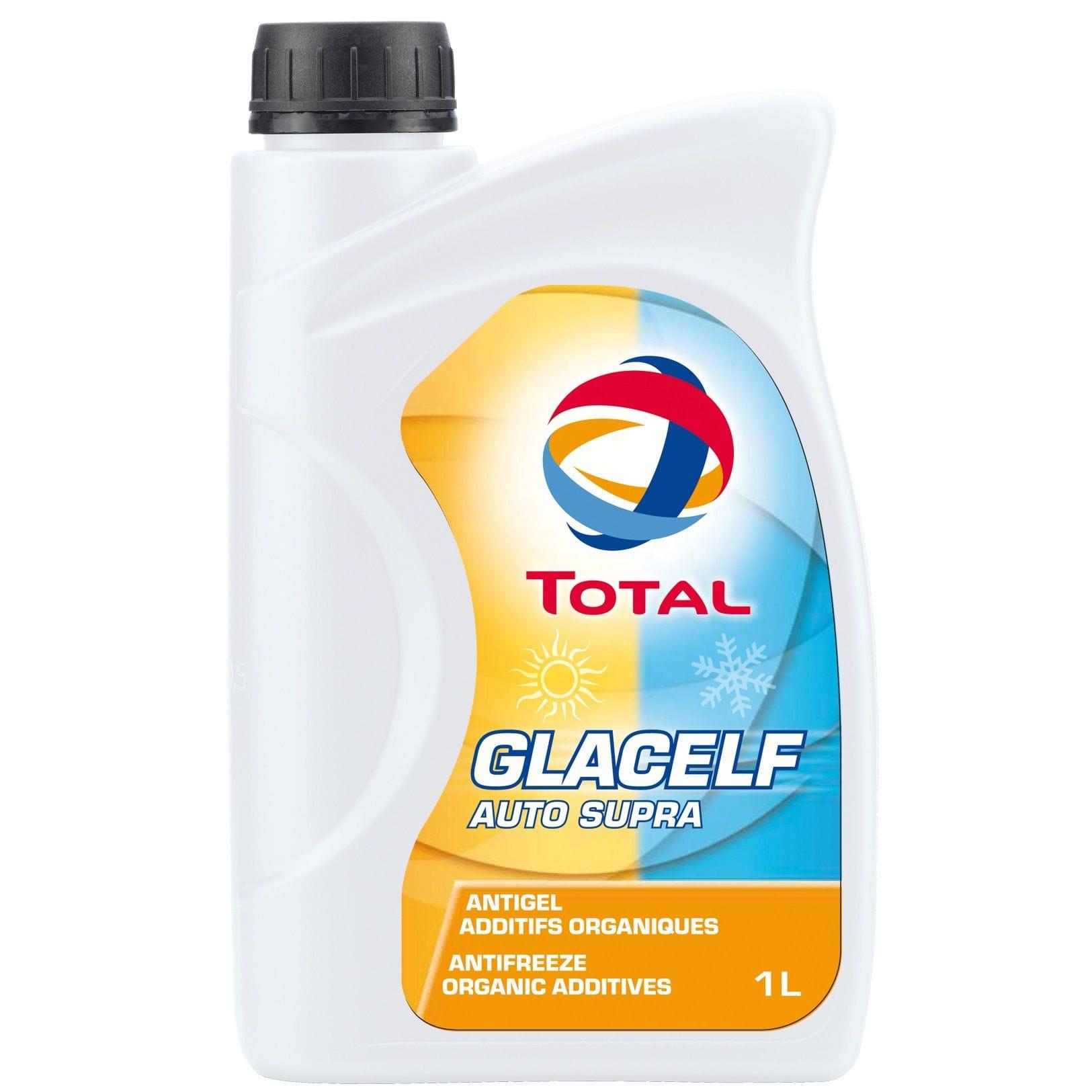 Antigel Total Glacelf Auto Supra 1L