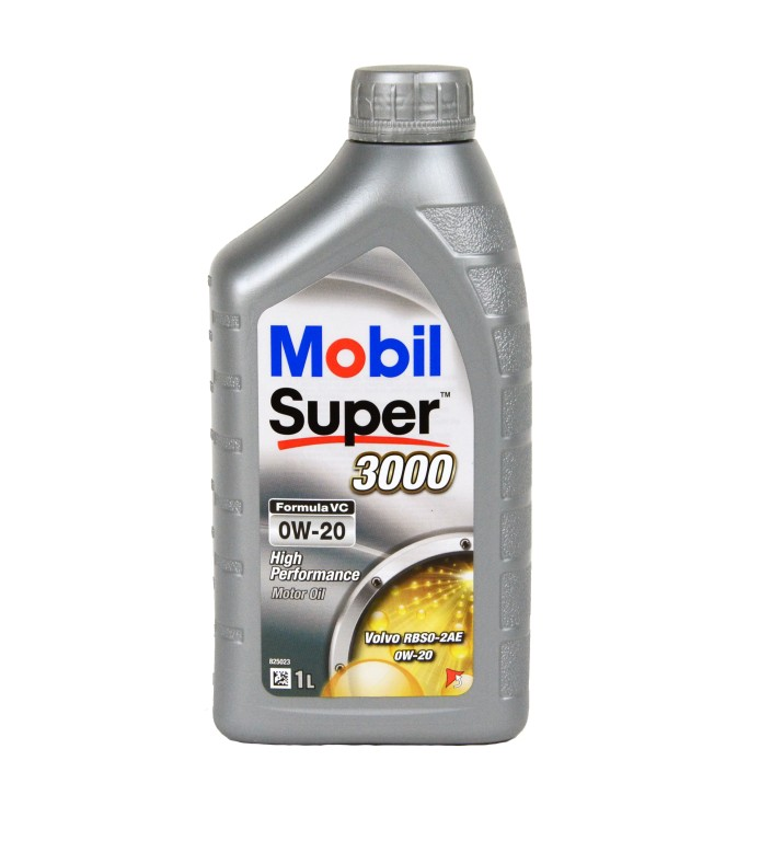 Ulei de motor MOBIL SUPER 3000 FORMULA VC 0W20