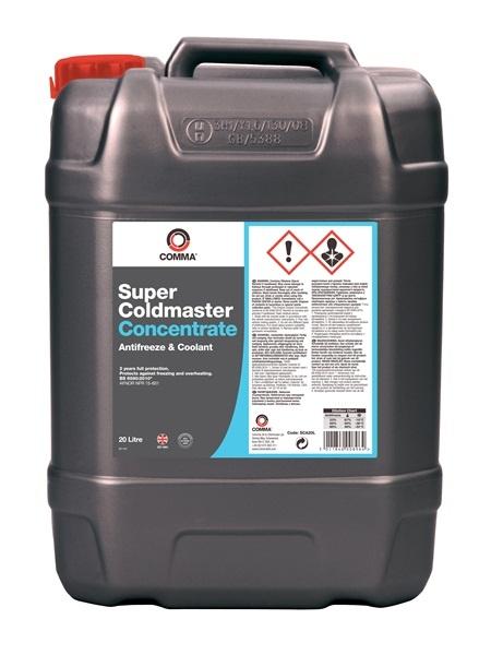 Antigel Comma Super Coldmaster G11 20L