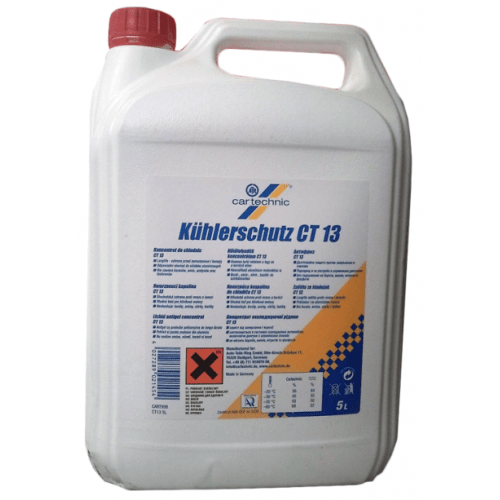 Antigel Cartechnic CT13 5L
