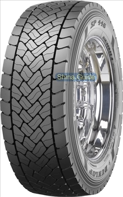 Anvelopa Vara Dunlop SP446 215/75R17.5 129/127MM