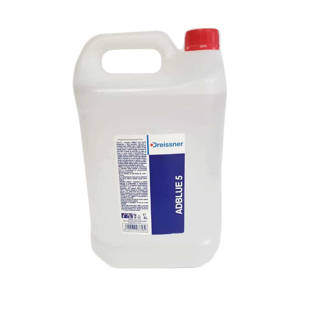 Solutie AdBlue Dreissner 5L