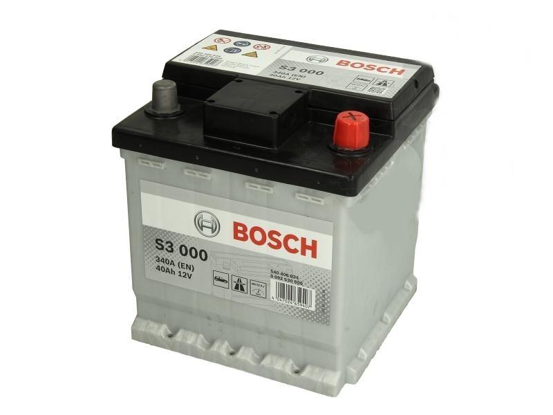 Baterie auto Bosch S3 40Ah 12V 0092S30000