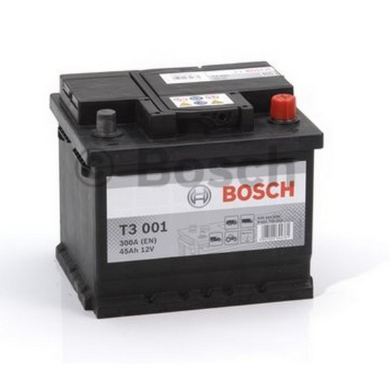 Baterie camion Bosch T3 45Ah 12V 0092T30010