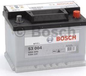 Baterie auto Bosch S3 53Ah 12V 0092S30041
