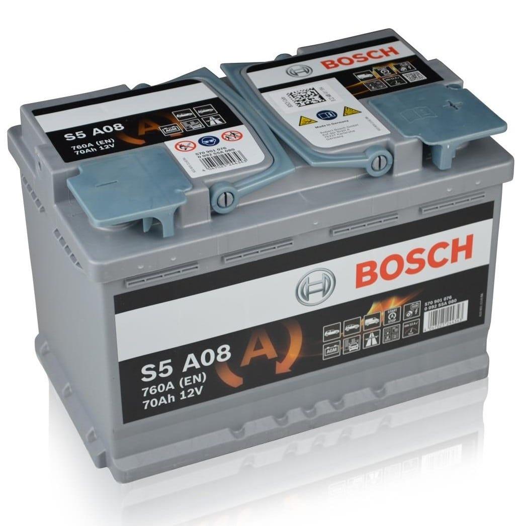 Baterie auto Bosch S5 70Ah 12V 0092S5A080