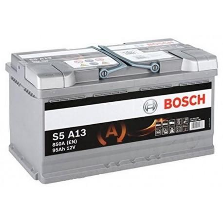 Baterie auto Bosch S5 95Ah 12V 0092S5A130