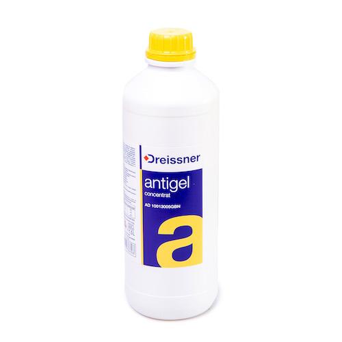 Antigel Dreissner G12+ Galben 1.5L