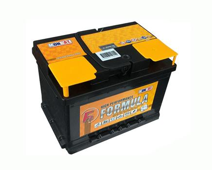 Baterie auto Monbat Formula 110Ah 12V